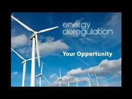Energy Deregulation