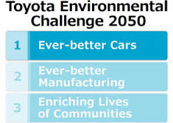 Toyota: Cleaning up our environment