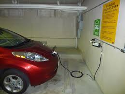 Charging electric cars