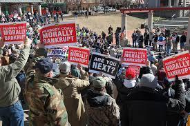 Patriot Coal declared bankruptcy