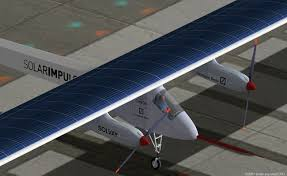 The Solar Airplane