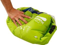 scrubbabag: Clothes washing for camping trips