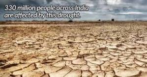 Indian drought