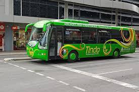 The solar bus