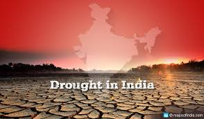 India Droiught