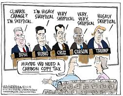 Trump and climate change