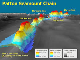 Seamounts and ocean monuments