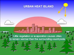 the heat island effect