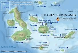Galapagos Islands and climate change
