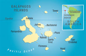 Galapagos Islands and climate