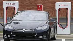 Tesla electric cars