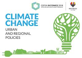 Znalezione obrazy dla zapytania climate change urban and regional policies