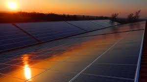 Nighttime solar